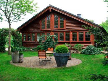 Ferienhaus Blokkhus am Ochsenweg