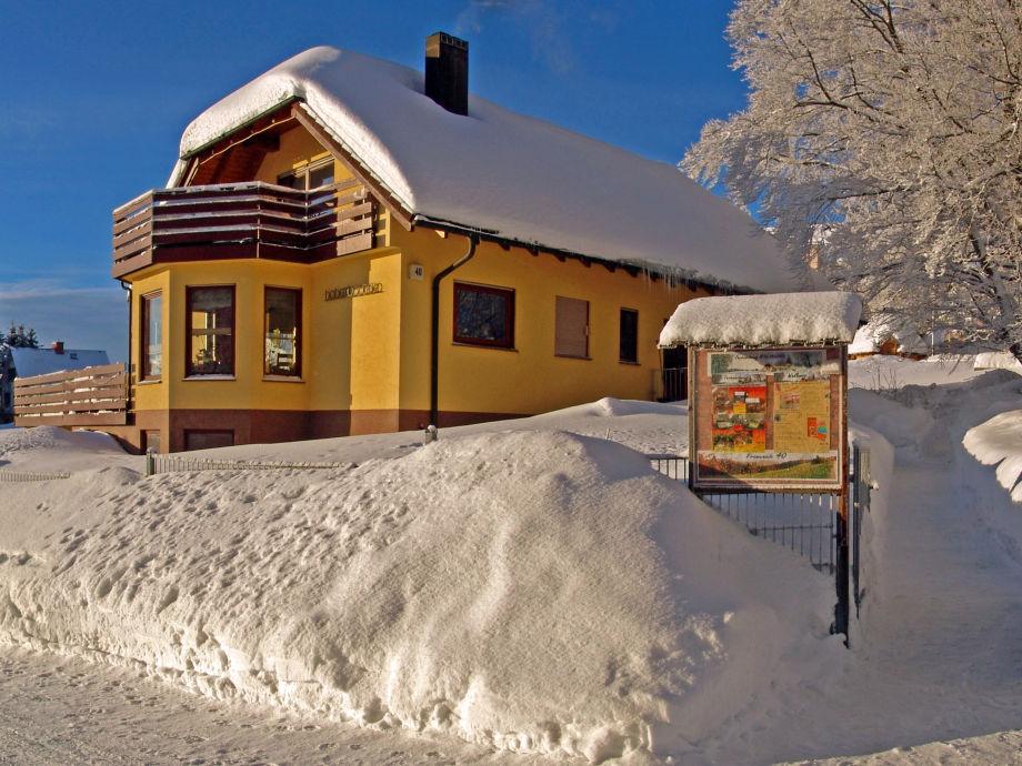 Haus Hohenbuchen (Winter)