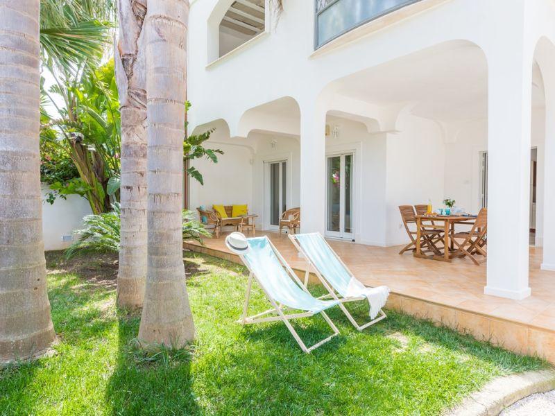 Holiday apartment Villa Ferreri