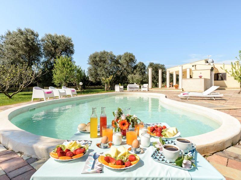 Villa Käthe mit privatem Pool