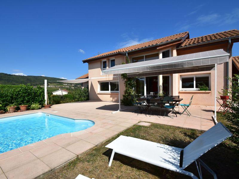 Villa entre Macon et Beaujolais