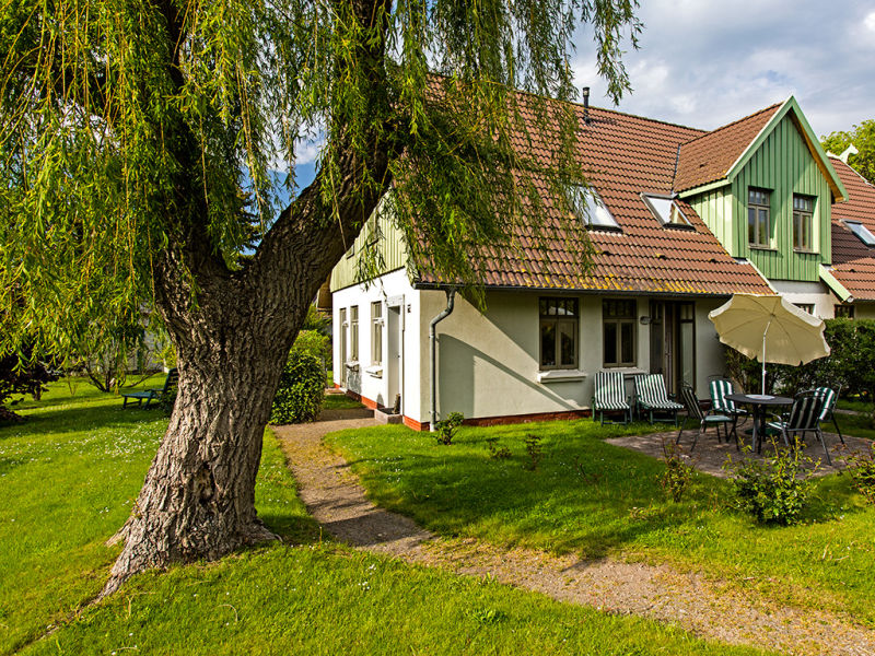 Ferienhaus STRANDPERLE Buchenhof 2d