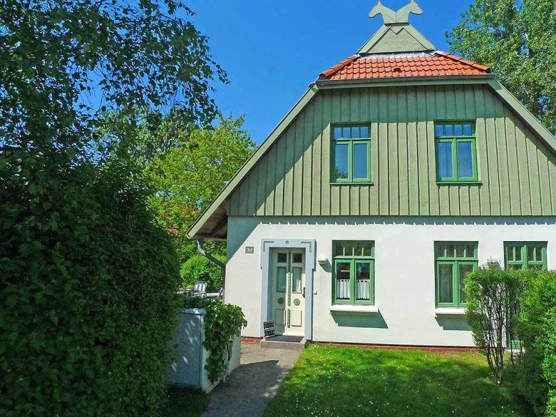 Ferienhaus STRANDPERLE Sanddornhof 3d