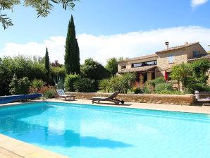 Villa Ferienhaus 0035 Castillon, 12P. Castillon du Gard