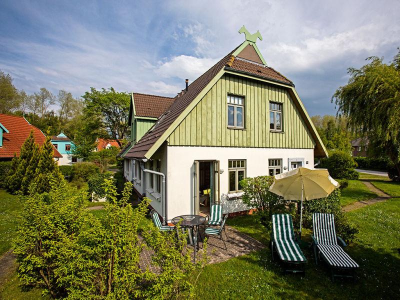 Ferienhaus STRANDPERLE Buchenhof 2c