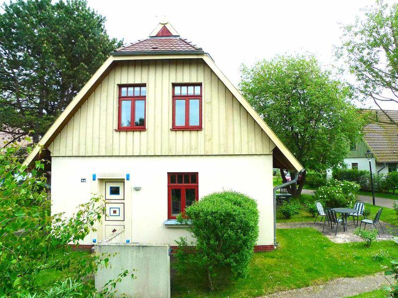 Ferienhaus STRANDPERLE Weidenhof 4a