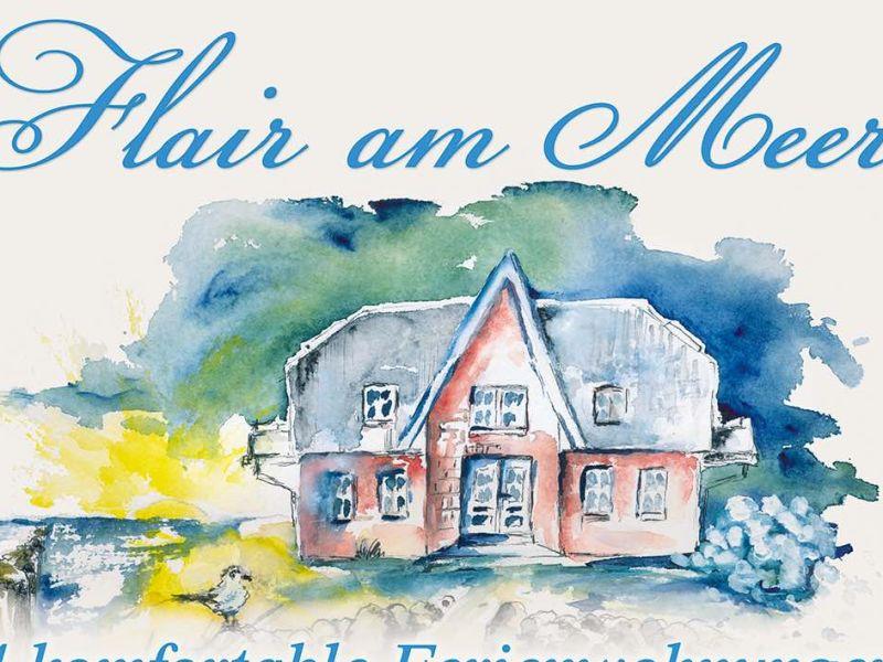 """Ferienwohnung """"Ostseetraum"""" im Ferienhaus """"Flair am Meer"""""""