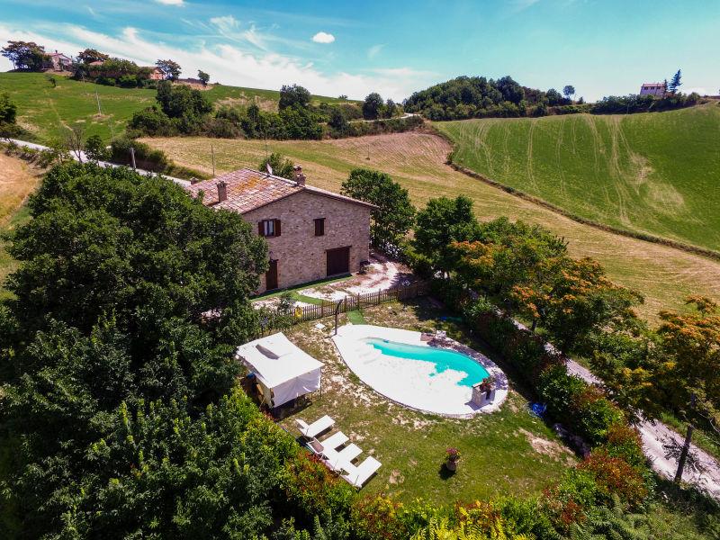 Ferienhaus Villa Montefeltro