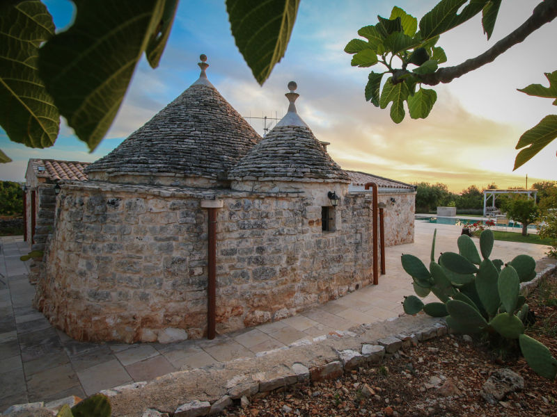 Villa Trulli della Lama