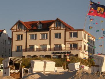 Ferienwohnung Villa Alexandra Whg. 25
