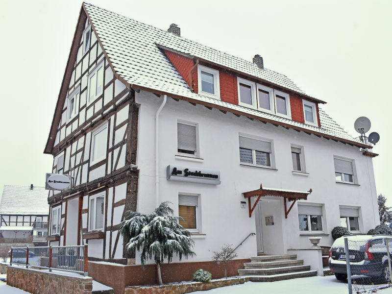 Holiday apartment Am Stadtbrunnen