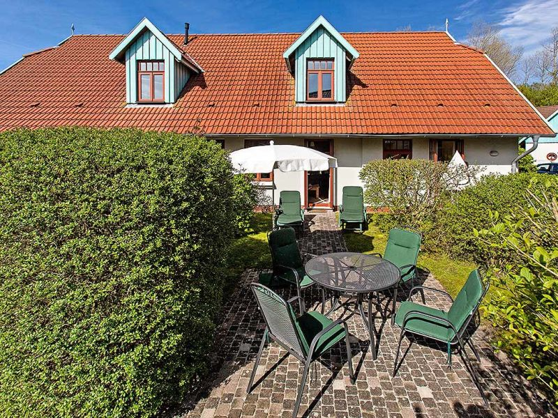 Ferienhaus STRANDPERLE Buchenhof 4c