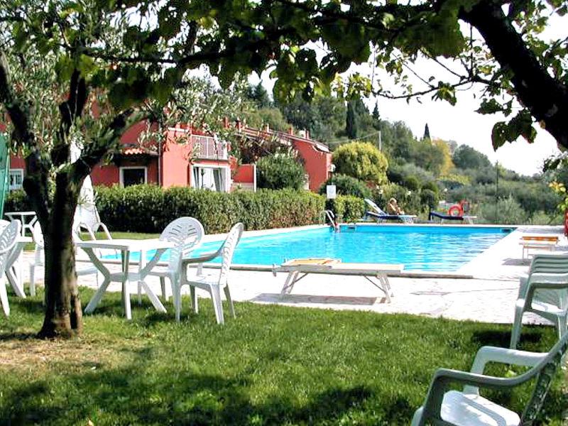 Ferienwohnung Quarole mit Pool