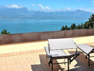 Holiday apartment Cà Brancolì With Lake View