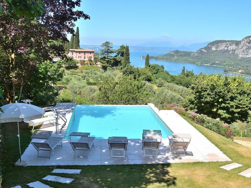 Cà Cantoni Villa With Pool Lake View