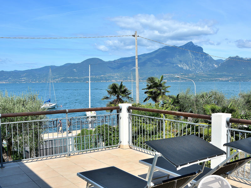 Holiday apartment Casa al Lago With Pool And Lake View