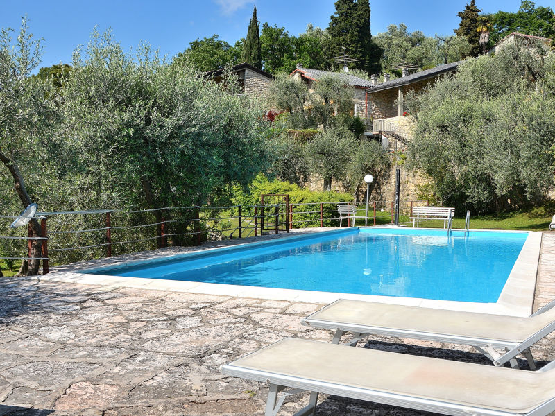 Apartment Residence al Crero With Pool