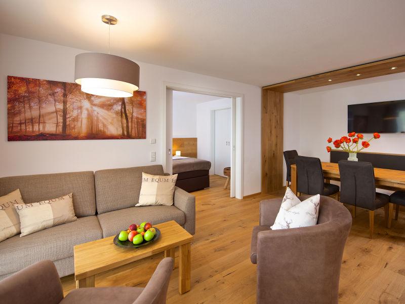 Ferienwohnung Allgäuer Alm mit Hotelanbindung