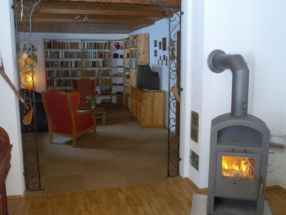 haus wohnzimmer oben:Ferienhaus Haus-am-alten-Moor, Berg / Höhenrain – Robert Stoll