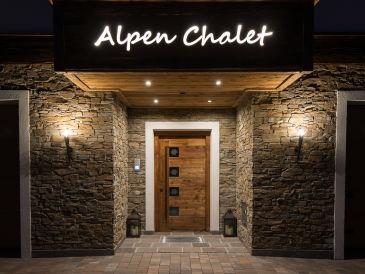 """Ferienwohnung Alpen Chalet """"Martha"""""""