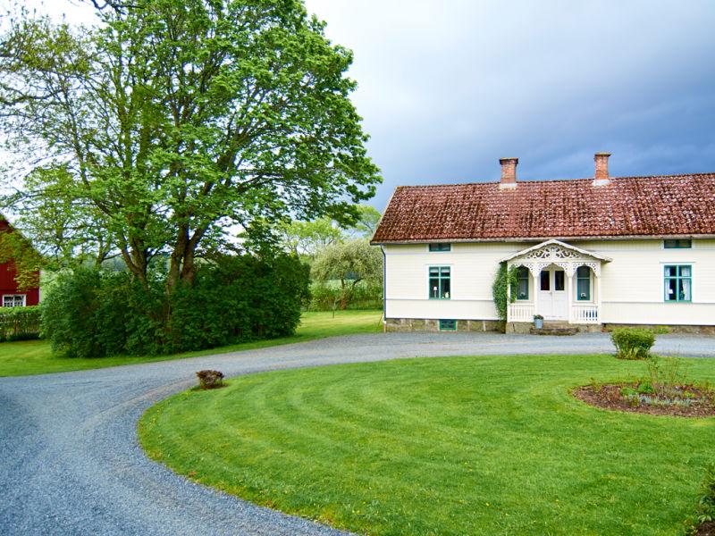 Ferienhaus nahe See (250 m), Boot, Kanu, Internet, Garten, 5 P.