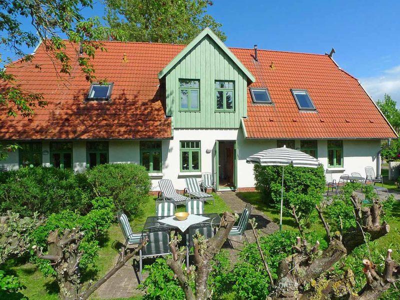 Ferienhaus STRANDPERLE Sanddornhof 3b