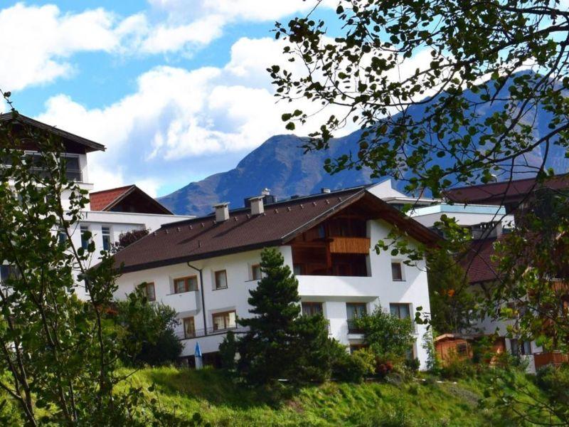Ferienwohnung Alpenrose Serfaus