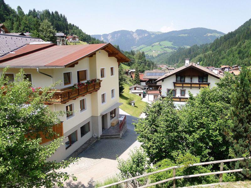 Ferienwohnung Wildschönau Enzian