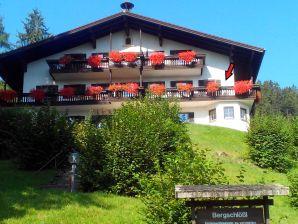 Holiday apartment Bergschlössl Whg 18