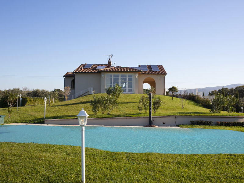 Villa with private Pool, near the beach