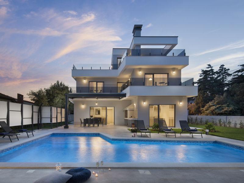 Luxusvilla nahe dem Meer