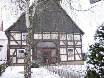 Ferienhaus Fachwerk und Mehr