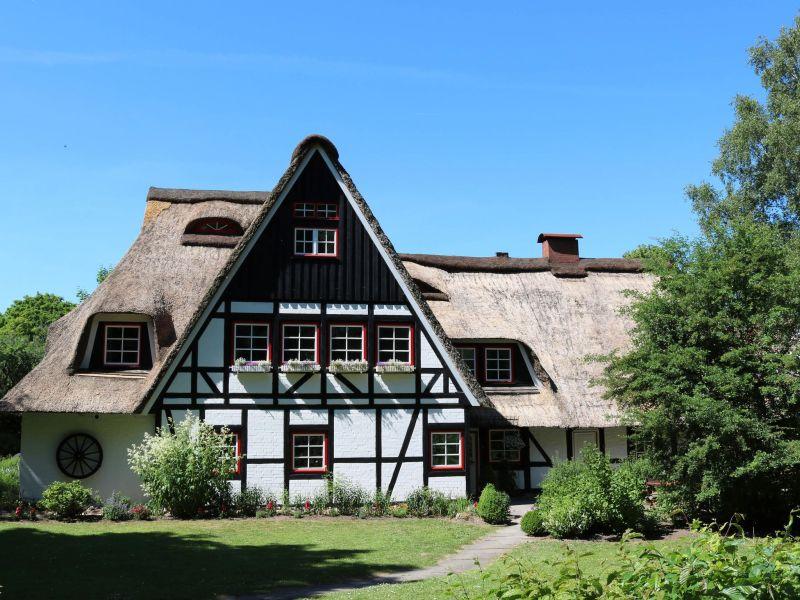 Ferienwohnung Kutscherhaus / Wohnung August