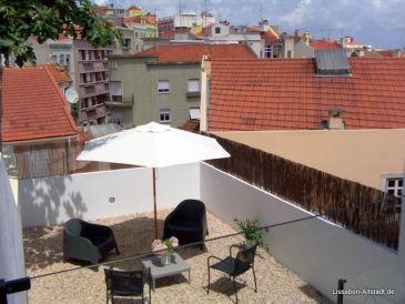 Ferienhaus Helena Casa - Lissabon Altstadt