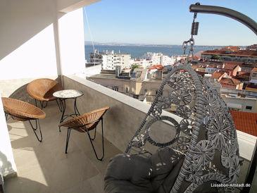Ferienwohnung Panteao I - Lissabon Altstadt