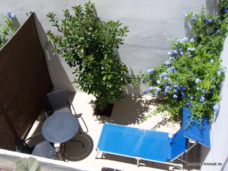 Ferienwohnung Bela Vista II - Lissabon Altstadt