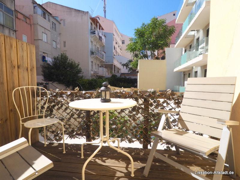Ferienwohnung Bela Vista IV - Lissabon Altstadt