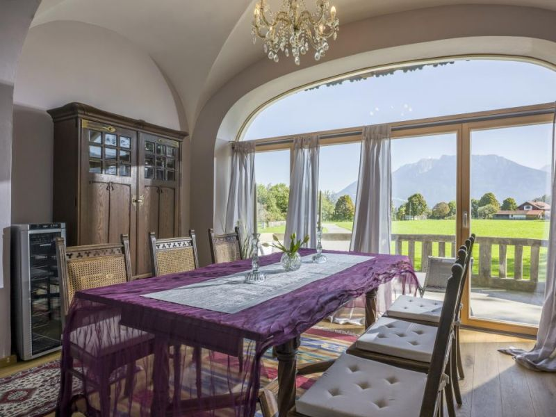Ferienwohnung Villa Stigloh