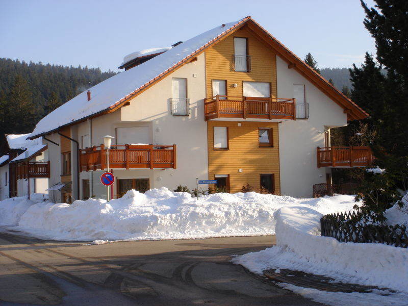 Ferienwohnung Haus Wiesengrund WG 2