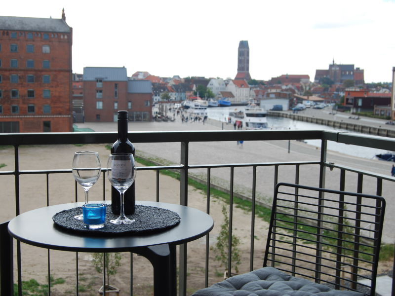 Ferienwohnung Traum Altstadtblick