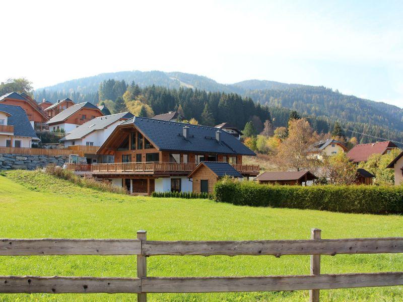 Ferienhaus Alpinn Wellnesschalet  24p