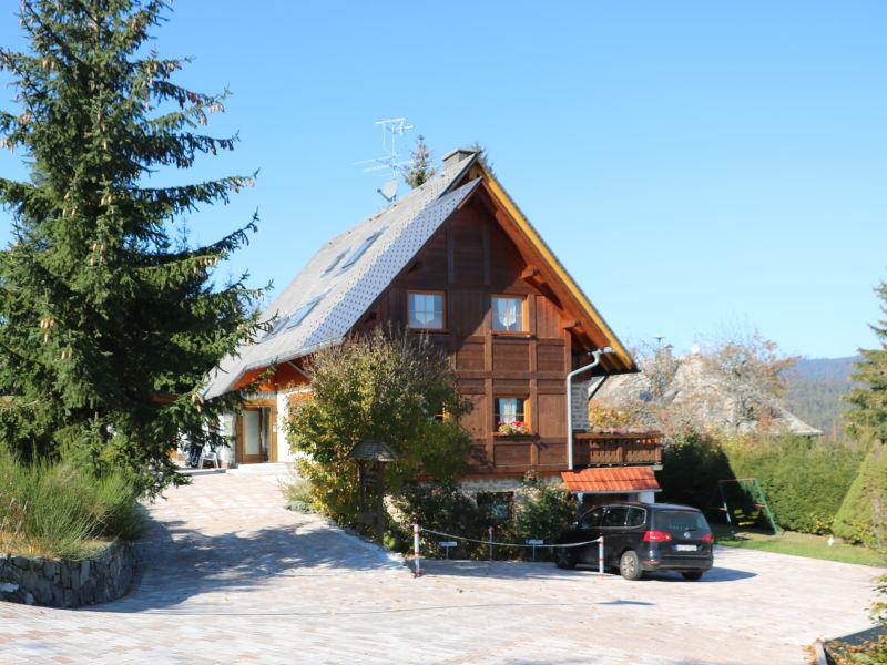 Ferienwohnung Seeblick Nr. 3, Feldberg-  Bärental