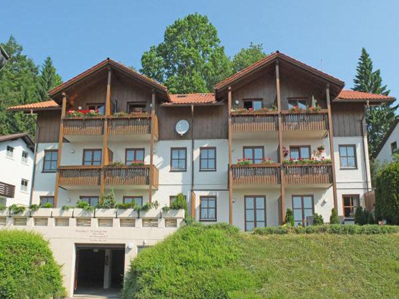 Ferienwohnung Dorfblick