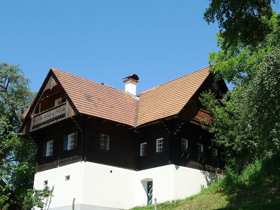 Ferienwohnung Bauernhaus Jagawirt