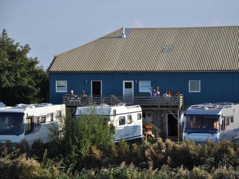 Ferienwohnung No.2 im Womoland auf Nordstrand