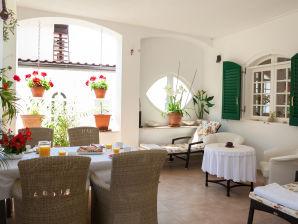 Ferienwohnung im Erdgeschoss im Casa-Viter