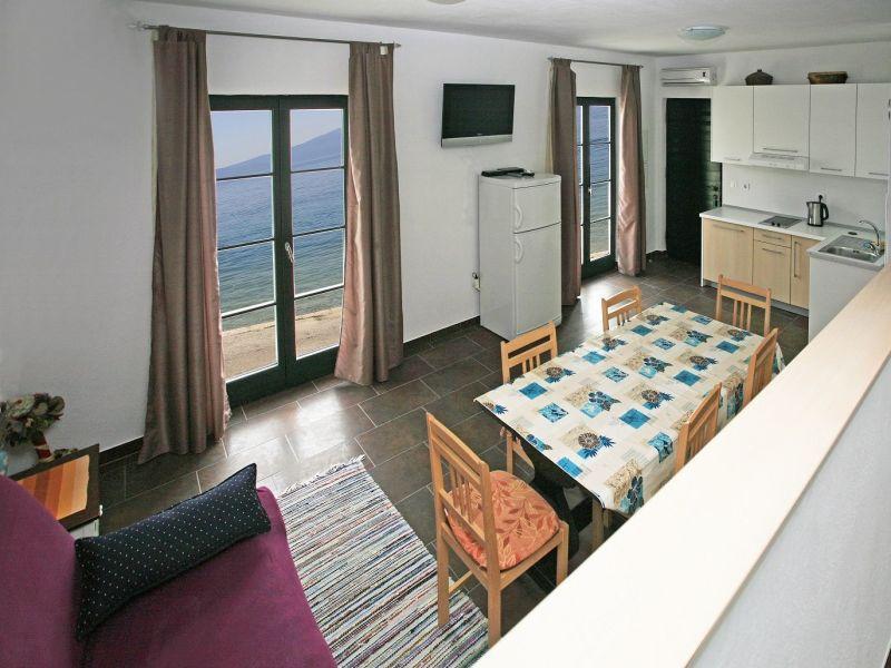 Apartment Strandhaus Dalmatien Studio