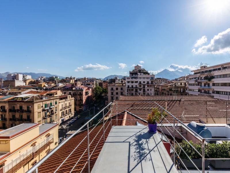Ferienwohnung La Casa dei Mori a Palermo