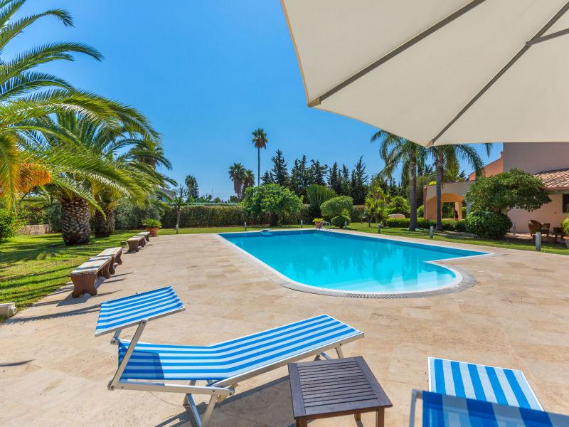 Ferienhaus Villa Arenella - Clone