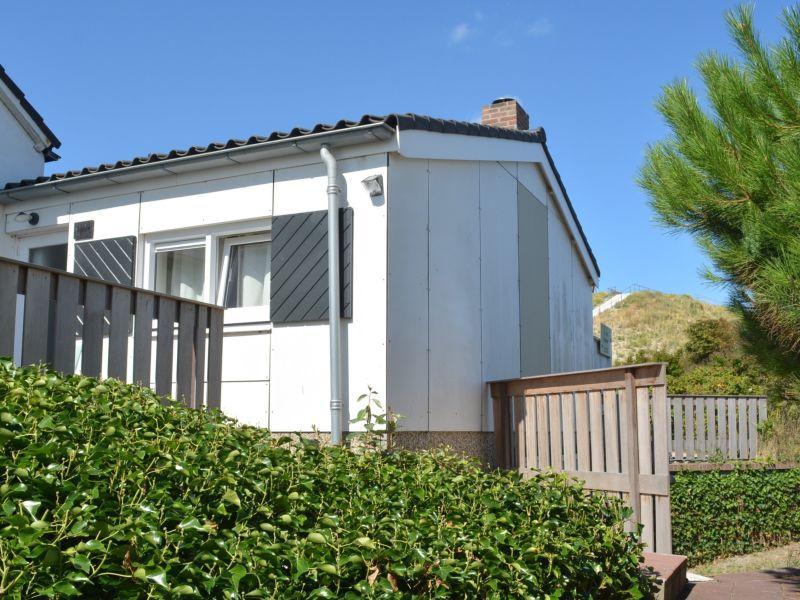 Ferienhaus (DST35) 'Die Hütte', direkt hinter den Dünen